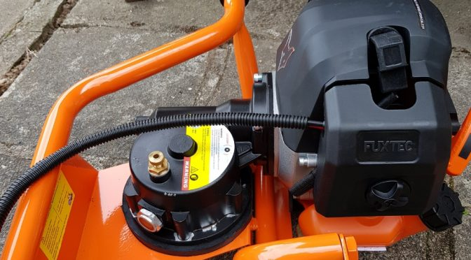 Fuxtec Erdbohrer FX-EB152 im ersten Test